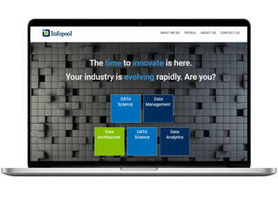 Consultancy Website Design